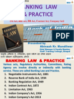 Banking  Law  & Practice