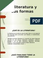 La literatura y sus formas.pptx