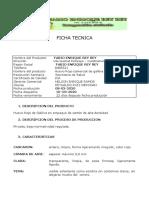 FICHA TECNICA Ruiz