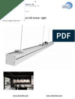 Datasheet for CK-LT838 series - Economical LED Linear Light.pdf