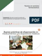 Dispensación de medicamentos y dispositivos médicos 2 (Presentación).pdf