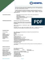PDS HEMPADUR FINISH 45660 es-ES
