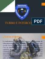 TURBO E INTERCOOLER