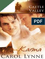 Serie - Cattle Valley 33 - Karma (Carol Lynne).pdf