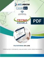 CATALOGO TECNO-ESCUELA 2020