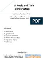 CORAL REEFS AND THEIR CONSERVATION (1)