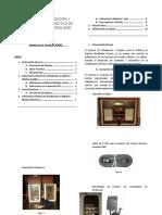 Manual de Usuario SISTEMA DE SEÑALIZACION DE TOQUES ESGRIMA