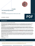 LGA COVID-19 A Crisis Management Toolkit for Enterprising Families