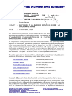 CEZ MemoCircular 2020-013