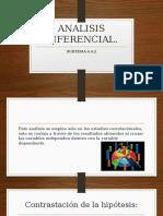 Presentación 5)ANALISIS INFERENCIAL.pptx