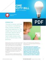 Your-Home-Electricity-Bill-Study
