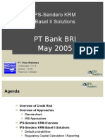 IPS-Sendero KRM Basel II Solutions.ppt