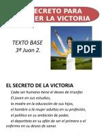 188EL SECRETO PARA OBTENER LA VICTORIA.pptx