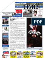 March 20, 2020 Strathmore Times