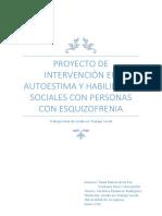 Proyecto de intervencion en autoestima y habilidades sociales con personas con esquizofrenia.pdf