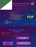 Exposición Gestión Pedagógica_Matemática