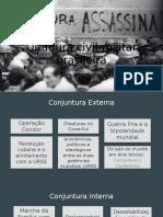 Ditadura civil-militar brasileira