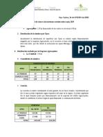 INFORME DE CIERRE DE COSECHA TRINIDAD