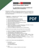 COMUNICADO CONJUNTO ESTADO DE EMERGENCIA