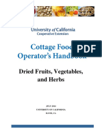 packaging and quality control of fruits and vegetables