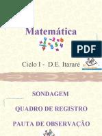 Sondagens Matemát.ppt