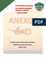 APLICACIÓN DE LOS ANEXOS