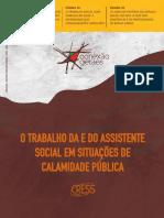 Assistente Social e Calamidade Pública