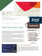 Newsletter - August 2010