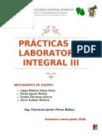 practica laboratorio integral tres