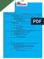 PLANIFICAREA ACTIVITĂŢILOR 7.10-11.10