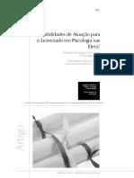 Dialnet-PossibilidadesDeAtuacaoParaOLicenciadoEmPsicologia-6133798