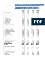 -- FRA - BS - Vertical Analysis