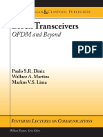 Block Transceivers OFDM and beyond