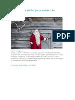 5 lendas de Natal para contar às crianças
