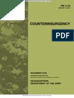 COIN - Manual Exército EUA