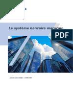le système bancaire marocain