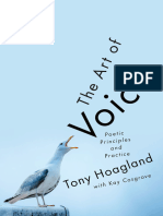 Tony Hoagland - The Art of Voice_ Poetic Principles and Practice-W. W. Norton & Company (5 Mar 2019).epub