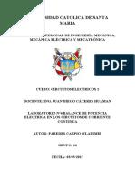 informe sesion 6
