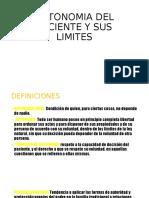 AUTONOMIA DEL PACIENTE y sus limites.pptx