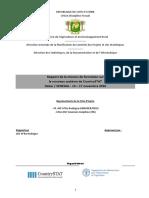 RAPPORT MISSION COTE D_'IVOIRE - Nouveau CountrySTAT - DAKAR - 14AU17NOV16 vf