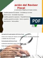 Revisoria fiscal - Designación del Revisor Fiscal