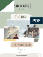 SA – The Processor Type