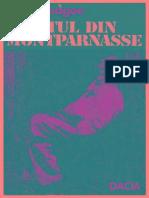 Peter Neagoe – Sfântul din Montparnasse (viaţa lui Constantin Brâncuşi)