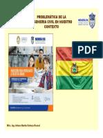 Ingenieria en el contexto - Bolivia