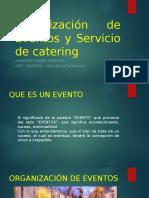 presentacion Servicio de catering