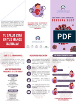 Campaña Prevención Coronavirus 2020