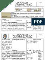 PUD 2 2019-2020 MATEMÁTICA PRIMEROS