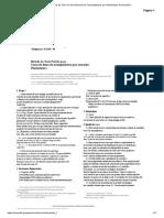 ASTM 1238-01 Taxas de Fluxo de Derretimento de Termoplásticos por Plastômetro de Extrusão1