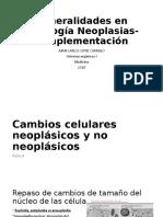 Traducido Generalidades en patología Neoplasias-complementación 2018.Medicina.UniTolima (1)