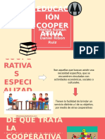 Cooperativismo de Educación